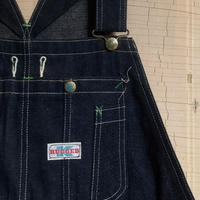 1960's RUGGED Overall Deadstock