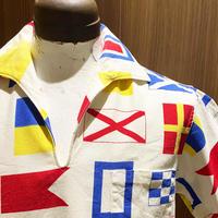 1960's BRENT Skipper S/S Shirt