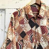 1980's Extrap Batik Blouson
