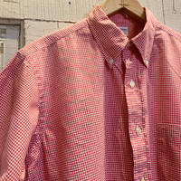 1960's GEORGE R.HARRIS S/S Shirt