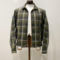1960's Unknown Cotton Reversible Jacket Deadstock