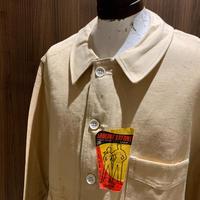 1940〜50's ADOLPHE LAFONT Cotton Jacket Deadstock