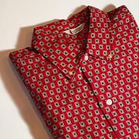 1960's SPIEGEL Flannel L/S Shirt Deadstock