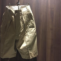 1950's US.ARMY Chino Short Pants Deadstock