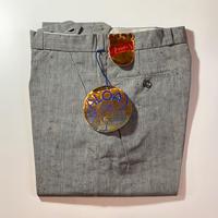 1960's Avaner SPORTS Cotton Slacks Deadstock