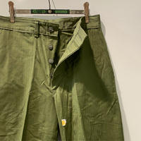 1950's USMC P-53 Herringborn Trousers Deadstock