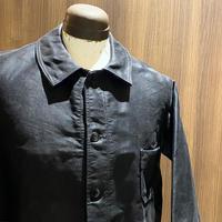 1950's Eska Black Moleskin Jacket