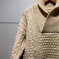 1970's Quill knit Fisherman Sweater