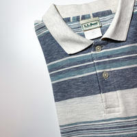 1990's L.L.Bean Polo S/S Shirt