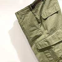 1960's US.ARMY Jungle Fatigue 3rd Trousers
