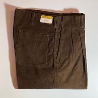 1970's〜 CALIFORNIA BRAND Corduroy Trousers Deadstock