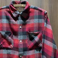 1960's CAMPUS Rayon L/S Shirt