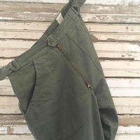 1960's〜 French Army Tankers Trousers