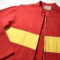 1960's Duke kahanamoku Pineapple Tweed Cotton Jacket