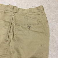 1960's〜 US.ARMY Chino Trousers Deadstock