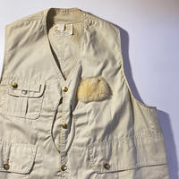 1960's American Field Fishing Vest Deadstock