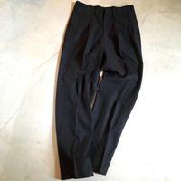 1960's Unknown Wool Trousers Deadstock