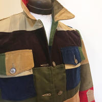 1960〜70's L.L.Bean Crazy Pattern Safari Jacket