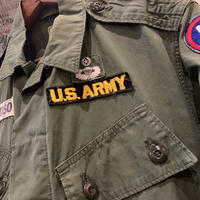 1960's US.ARMY Jungle Fatigue 1st Jacket