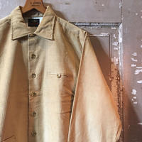 1960's DONEGAL Corduroy L/S Shirt