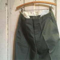 1960's STRIDE-MASTER Tapered Pants Deadstock