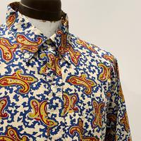 1960's BLOCK L/S Shirt