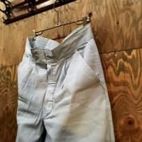 1950's〜 Unknown Cotton Easy Pants