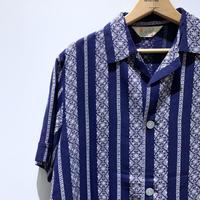 1950's Sun City Casuals Rayon Hawaiian S/S Shirt