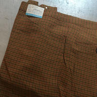 1960's〜 SPIEGEL Tapered Slacks Deadstock