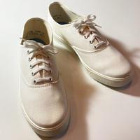 1970's〜 Unknown Canvas Sneaker Deadstock