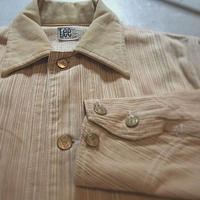 1970's Lee Mulch Stripe Coverall