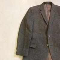 1960's ALEXANDRE×Harris Tweed Tailored Jacket