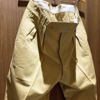 1940's British Indian Army Cotton Trousers