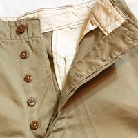 1940's〜 US.ARMY M-45 Chino Trousers