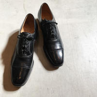 1960's FLORSHEIM Leather Shoes Deadstock