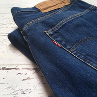 1970's Levi's 501 66 Single Denim Pants