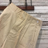 1950's Beverly Blues Cotton Trousers Deadstock