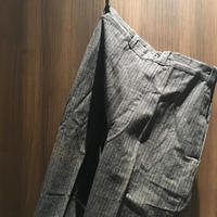1940's Confection detrasail Cotton Trousers Deadstock