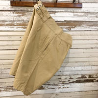 1970's〜 Italy Military Gurkha Short Pants