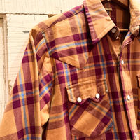 1960's Unknown Western L/S Shirt