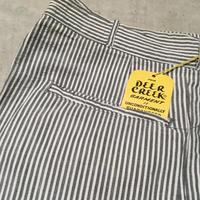 1940's〜 DEER CREEK Seersucker Trousers Deadstock