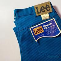 1980's Lee 200 Stripe Pants Deadstock