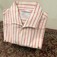 1960's House of Cromwell LTD. S/S Shirt Deadstock
