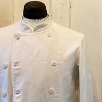 1940's HALLES-VILLETTE Dubble Breasted Cock Jacket