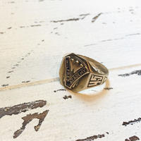 1940's WILFRED ACADEMY College Ring