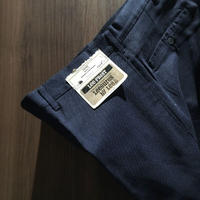 1960's Lee Leesures Tapered Slacks Deadstock