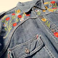 1960's〜 EL CISNE Denim L/S Shirt