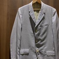 1960's SPORTIME Seersucker Tailored Jacket