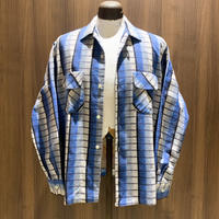 1950〜60's Brent Flannel L/S Shirt