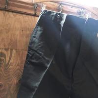 1930's French Indigo Linen Trousers Deadstock